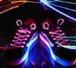 LED shoes lace